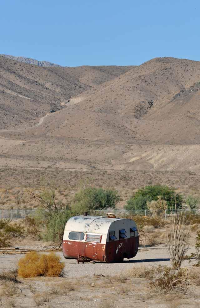 Tag 5 22 bis 27 Ab durch die Wüste.