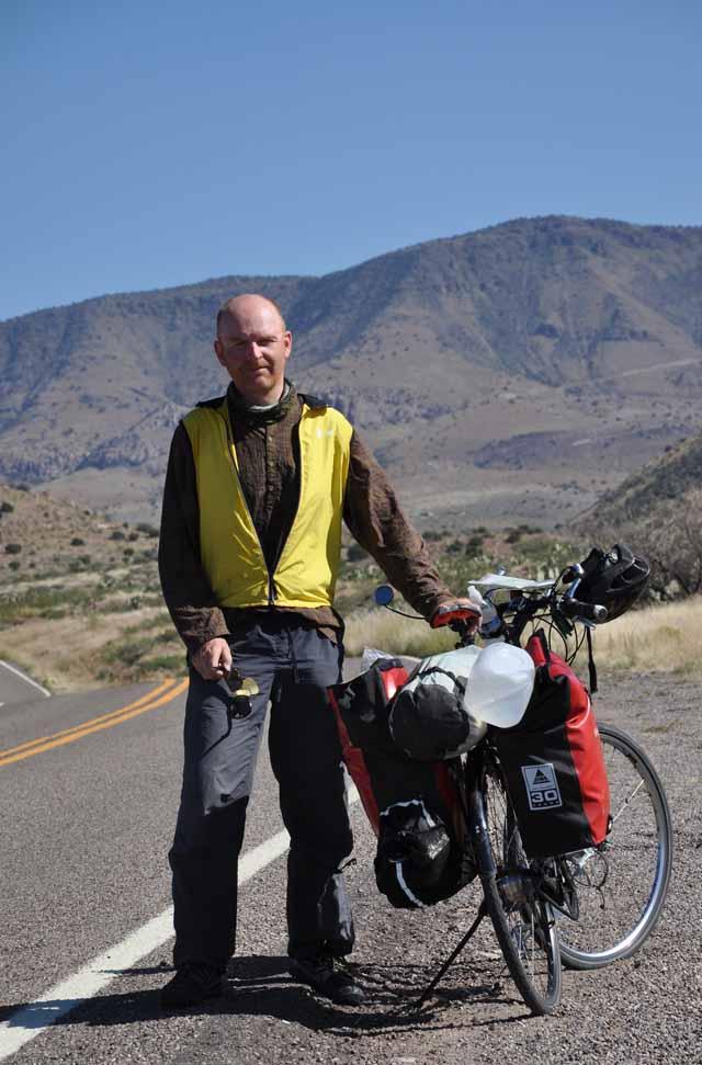 """Tag 17 62 bis 64 Nach """"Three Ways"""" ging es wieder hoch in die Berge."""