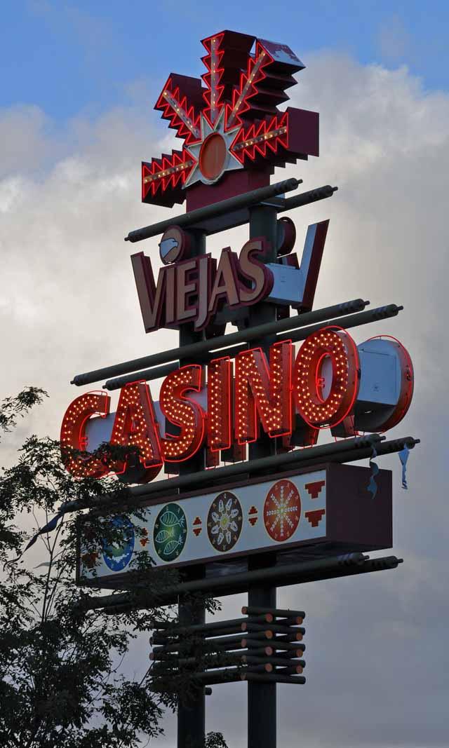 Tag 3 7 Im Indianerreservat gibt es ein Spielcasino.