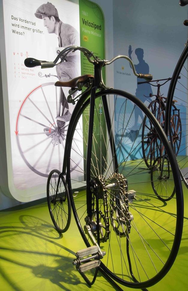 In Neckarsulm gibt es ein Museum für die Auto- und Motorradmarke NSU samt kleiner Fahradabteilung.
